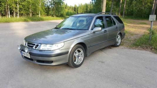 Saab 9-5, Vaihtoauto