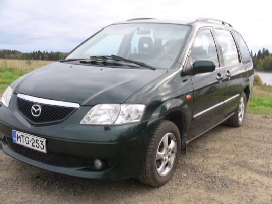 Mazda MPV, Vaihtoauto