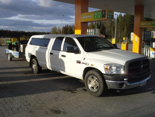 Dodge Ram, Vaihtoauto
