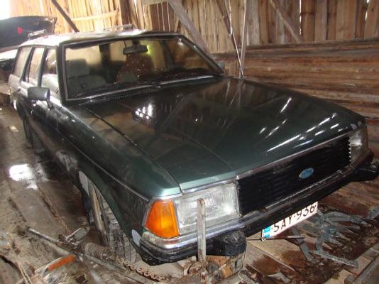 Ford Granada, Vaihtoauto
