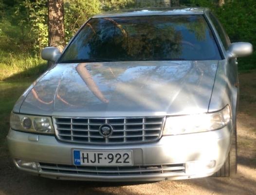 Cadillac Sts, Vaihtoauto