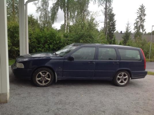 Volvo V70, Vaihtoauto