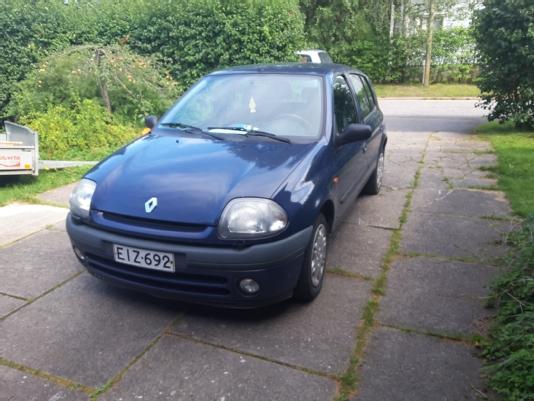 Renault Clio, Vaihtoauto
