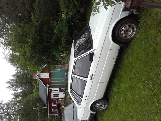Audi 80, Vaihtoauto