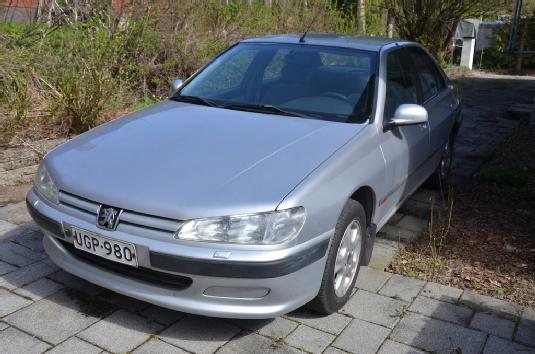 Peugeot 406, Vaihtoauto