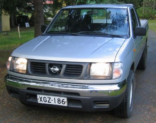 Nissan King, Vaihtoauto