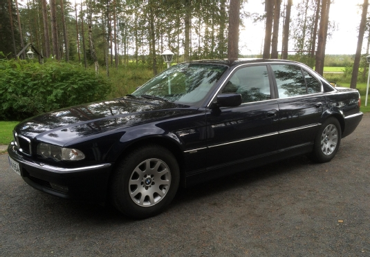 BMW 728, Vaihtoauto