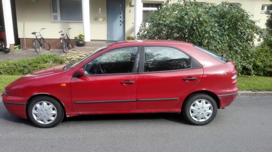 Fiat Brava, Vaihtoauto