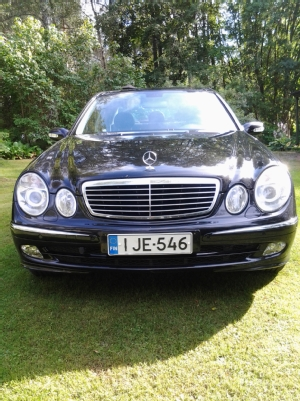 Mercedes-Benz 200, Vaihtoauto