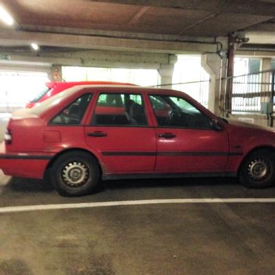 Volvo 440, Vaihtoauto