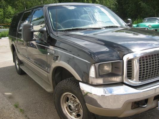Ford Excursion, Vaihtoauto