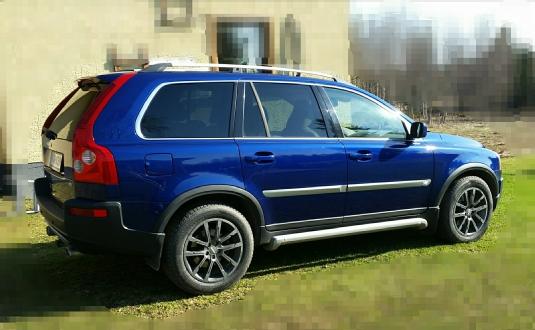 Volvo XC90, Vaihtoauto