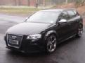 Audi RS3, Vaihtoauto