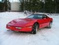 Chevrolet Corvette, Vaihtoauto