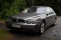BMW 730, Vaihtoauto