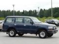 Toyota Land Cruiser, Vaihtoauto