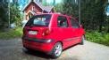Daewoo Matiz, Vaihtoauto