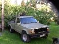 Jeep Comanche, Vaihtoauto
