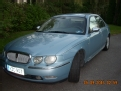 Rover 75, Vaihtoauto