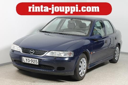 Opel Vectra, Vaihtoauto