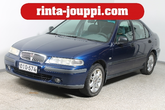 Rover 400, Vaihtoauto