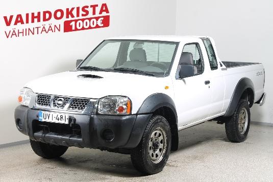 Nissan Pickup, Vaihtoauto