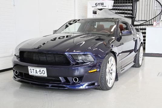 Ford USA Mustang, Vaihtoauto