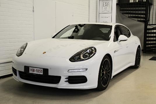 Porsche Panamera, Vaihtoauto