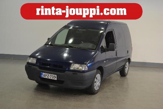 Citroën Jumpy, Vaihtoauto