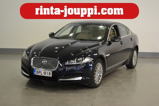 Jaguar XF, Vaihtoauto