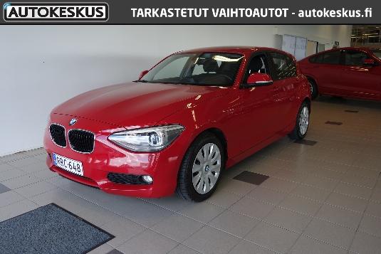 BMW 1, Vaihtoauto