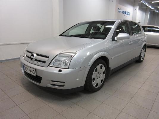 Opel Signum, Vaihtoauto