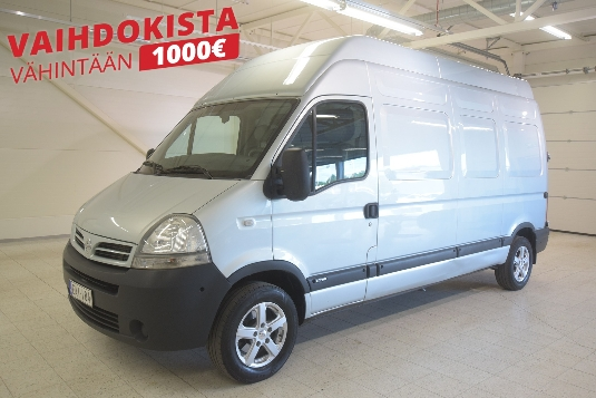Nissan Interstar, Vaihtoauto