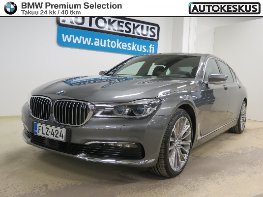 BMW 7, Vaihtoauto