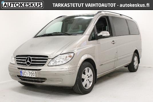 Mercedes-Benz Viano, Vaihtoauto