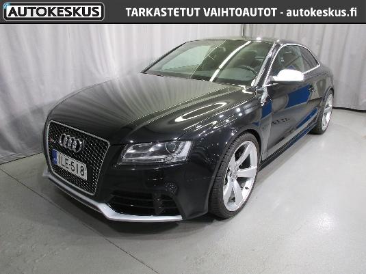 Audi RS5, Vaihtoauto