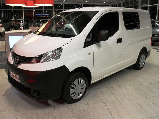 Nissan NV200, Vaihtoauto