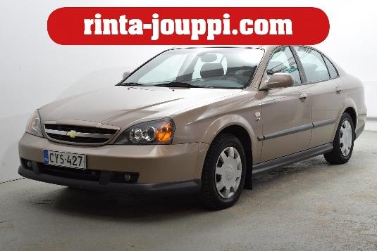 Chevrolet Evanda, Vaihtoauto