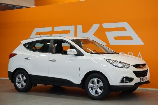 Hyundai ix35, Vaihtoauto