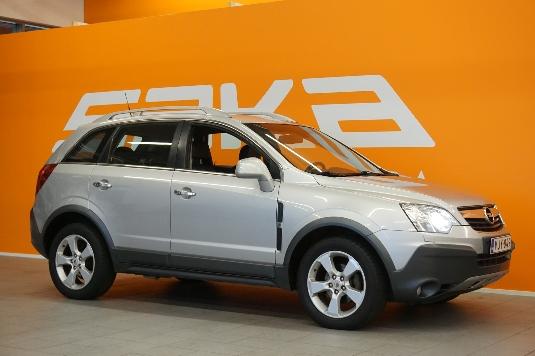 Opel Antara, Vaihtoauto