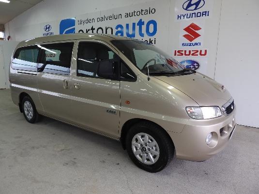 Hyundai H-1, Vaihtoauto
