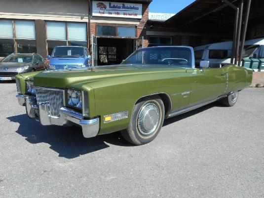 Cadillac Eldorado, Vaihtoauto