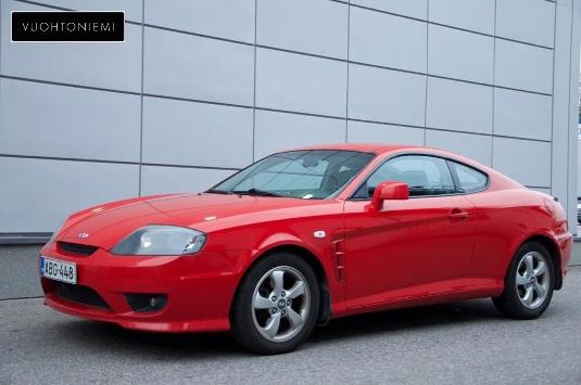 Hyundai Coupe, Vaihtoauto