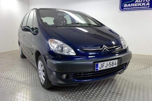 Citroën Xsara Picasso, Vaihtoauto