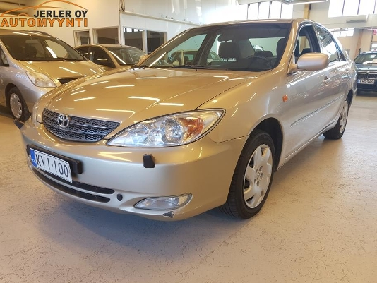 Toyota Camry, Vaihtoauto