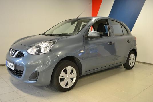 Nissan Micra, Vaihtoauto
