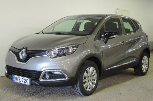 Renault Captur, Vaihtoauto