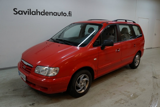 Hyundai Trajet, Vaihtoauto