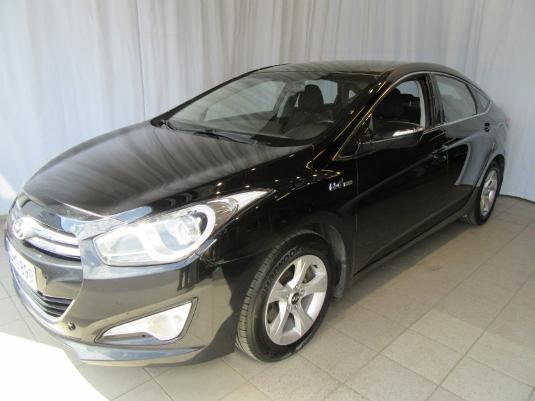 Hyundai i40, Vaihtoauto