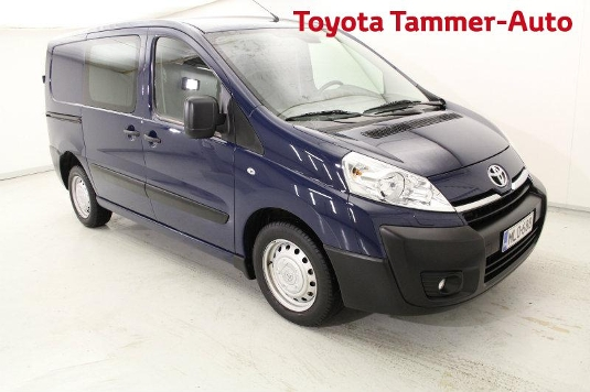 Toyota Proace, Vaihtoauto
